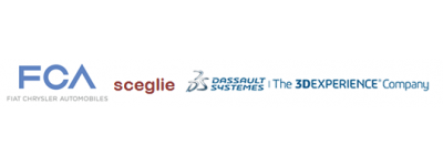 FCA sceglie la Piattaforma 3DEXPERIENCE® di Dassault Systemes
